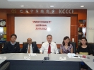 20121031道路安全求生讲座会之新闻发布会