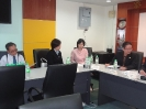 2012 中国暨南大学拜访与交流