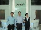2012 拜访OSIM-拿督郑生金