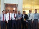 20140408 礼貌拜访巴生市长Y.Bhg Dato Mohammad bin Yacob