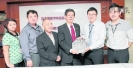 20140411 Courtesy Visit by Sin Chew Daily