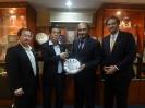 20140812 接待巴基斯坦驻马来西亚大使