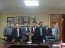 礼貌拜访马来西亚贸工部副部长拿督李志亮