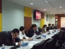 中国义乌市人民政府外事与侨务办公室代表团莅临本会