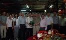 欢迎中国驻马来西亚大使馆经济商务处宣国兴参赞之晚宴