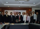 欢迎中国经济与法律专家巡讲团莅临