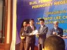 Penyampaian Sijil Pendaftaran Pertubuhan Negeri Selangor