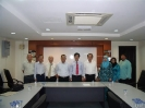 ROS New Minister Visit KCCCI