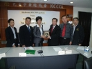 Visit by Thai Trade and International Delegation